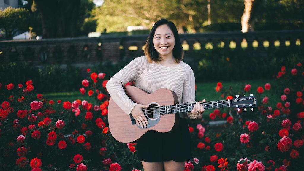Sarah Kang's First Full-Length Album