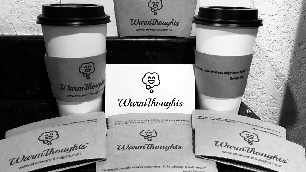 Project image for WarmThoughts
