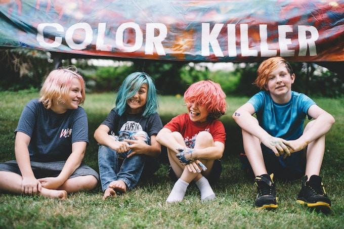Color Killer at Vans Warped Tour