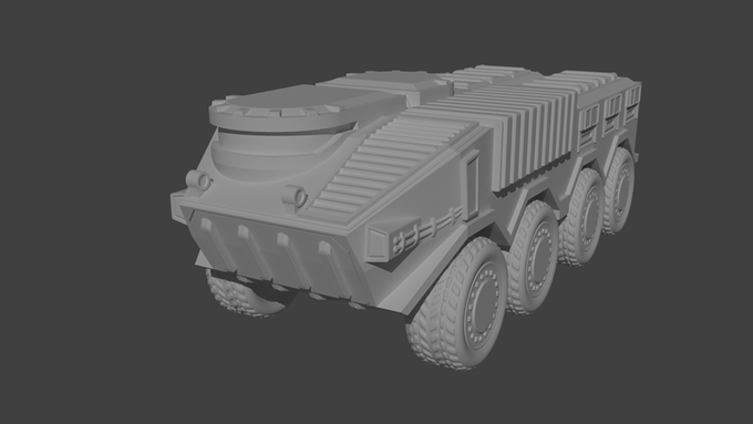 At 10 Backers - the Type 404 STL goes in!