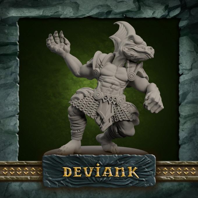 SAURUS 2 - Deviank