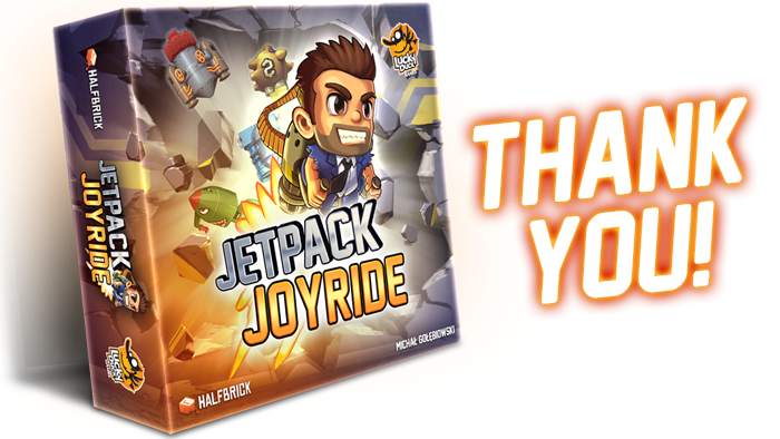 Jetpack Joyride is a real-time (but not timed!) competitive puzzle game of epic proportion!