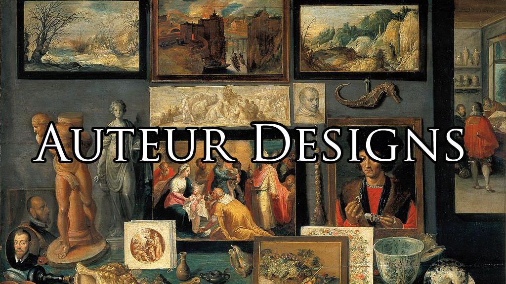Auteur Designs project video thumbnail
