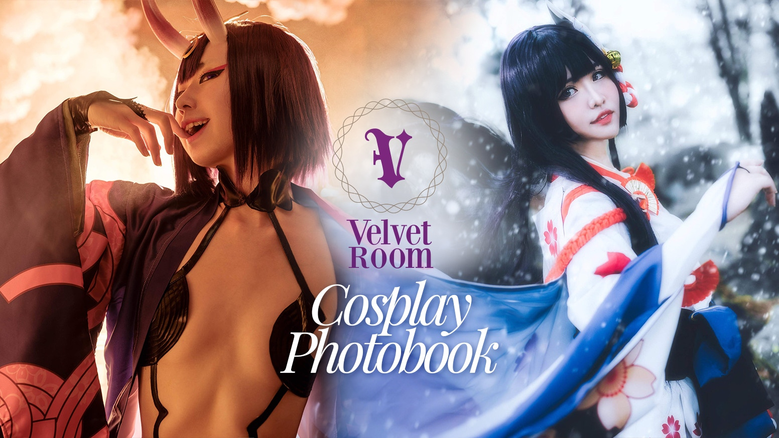 Azusa & Riiyuukii Launches 2nd Photobook! Thank you ?