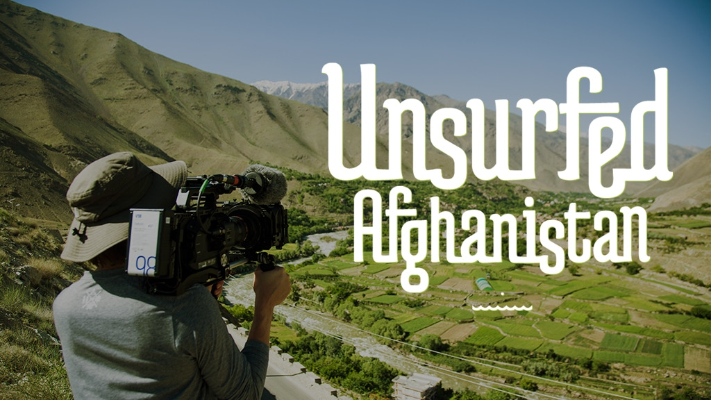Unsurfed Afghanistan project video thumbnail