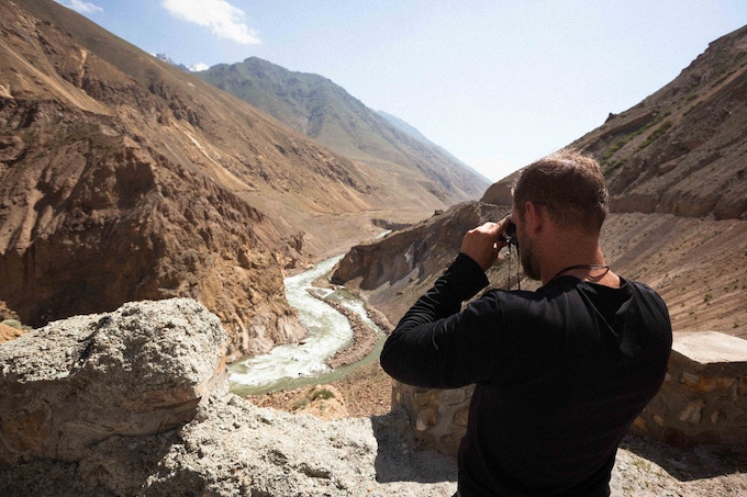 We shot HQ (4xHD) pictures of the untouched landscapes of Afghanistan.  Interested in acquiring a unique picture? We'd love to share them with you as a small thank-you for your support.