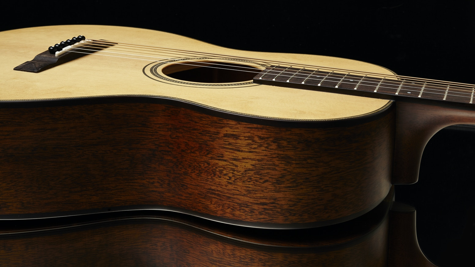 opeongo a small body solid wood acoustic guitar by mackenzie marr guitars kickstarter. Black Bedroom Furniture Sets. Home Design Ideas