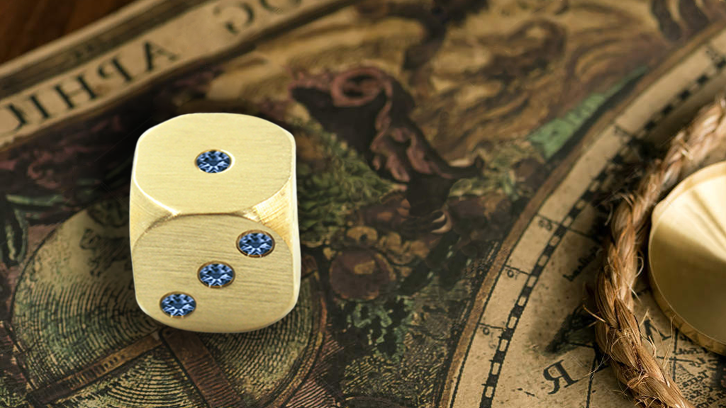 Deckhand's Dice in Sapphire | Oceanus Brass project video thumbnail