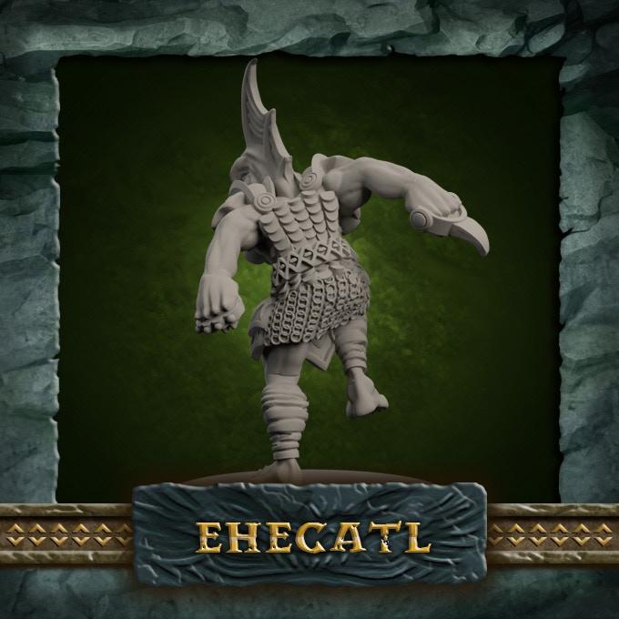 SAURUS 3 - Ehecatl