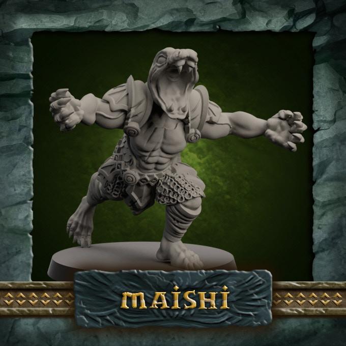 SAURUS 5 - Maishi