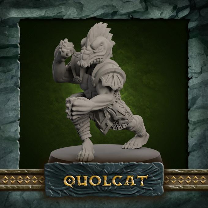 SAURUS 6 - Quolcat