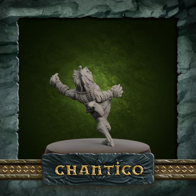 SKINK 2 - Chantico
