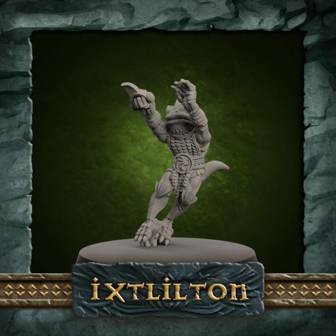 SKINK 3 - Ixtlilton