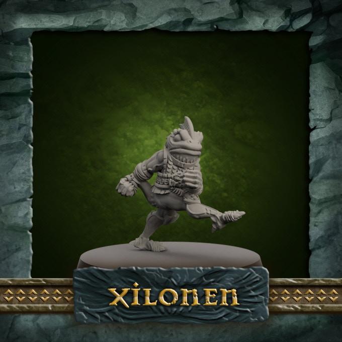 SKINK 8 - Xilonen