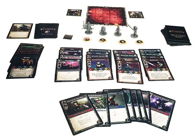 """Dungeon Alliance: Champions"" Expansion"