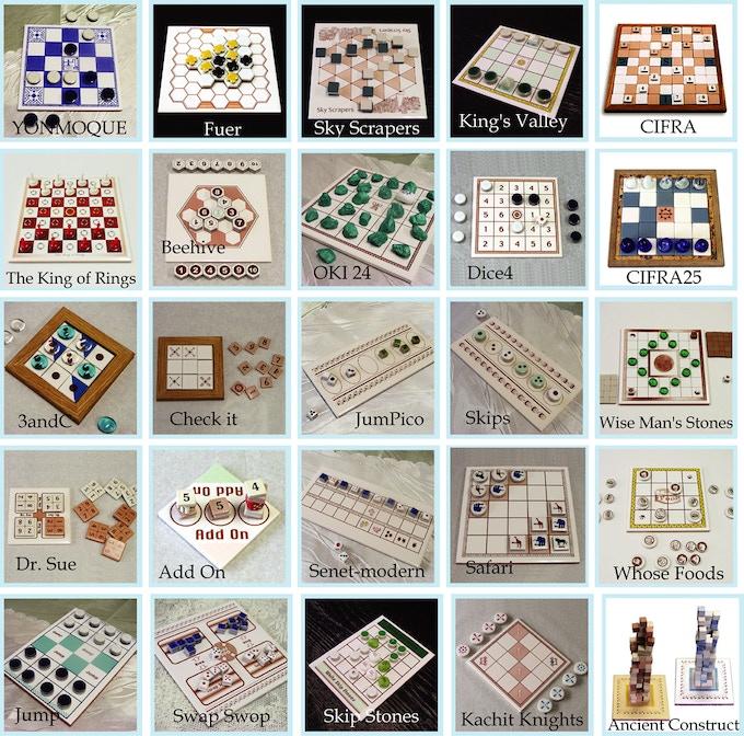 LOGY GAMES web site