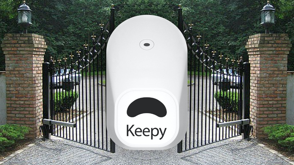 Keepy: Smart, Keyless Access for All