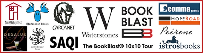 BookBlast 10x10 Tour Independent Publishers