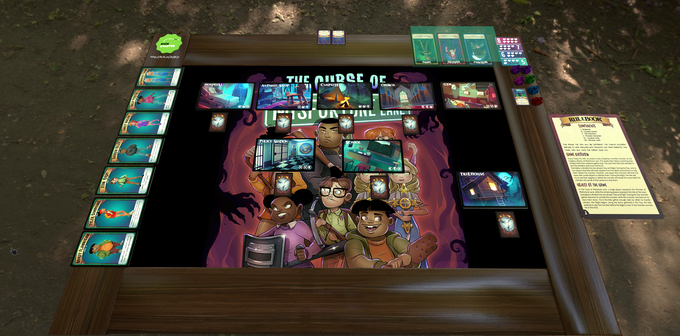 The Tabletop Simulator mod was just upgraded by OverboardGames!