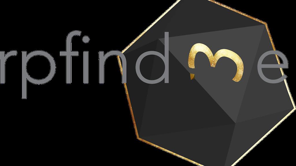 rpfind.me by Calder Rasmusson —  Kickstarter