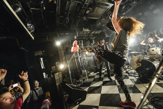 Bo-Peep show in Tokyo by Auzusa Takada
