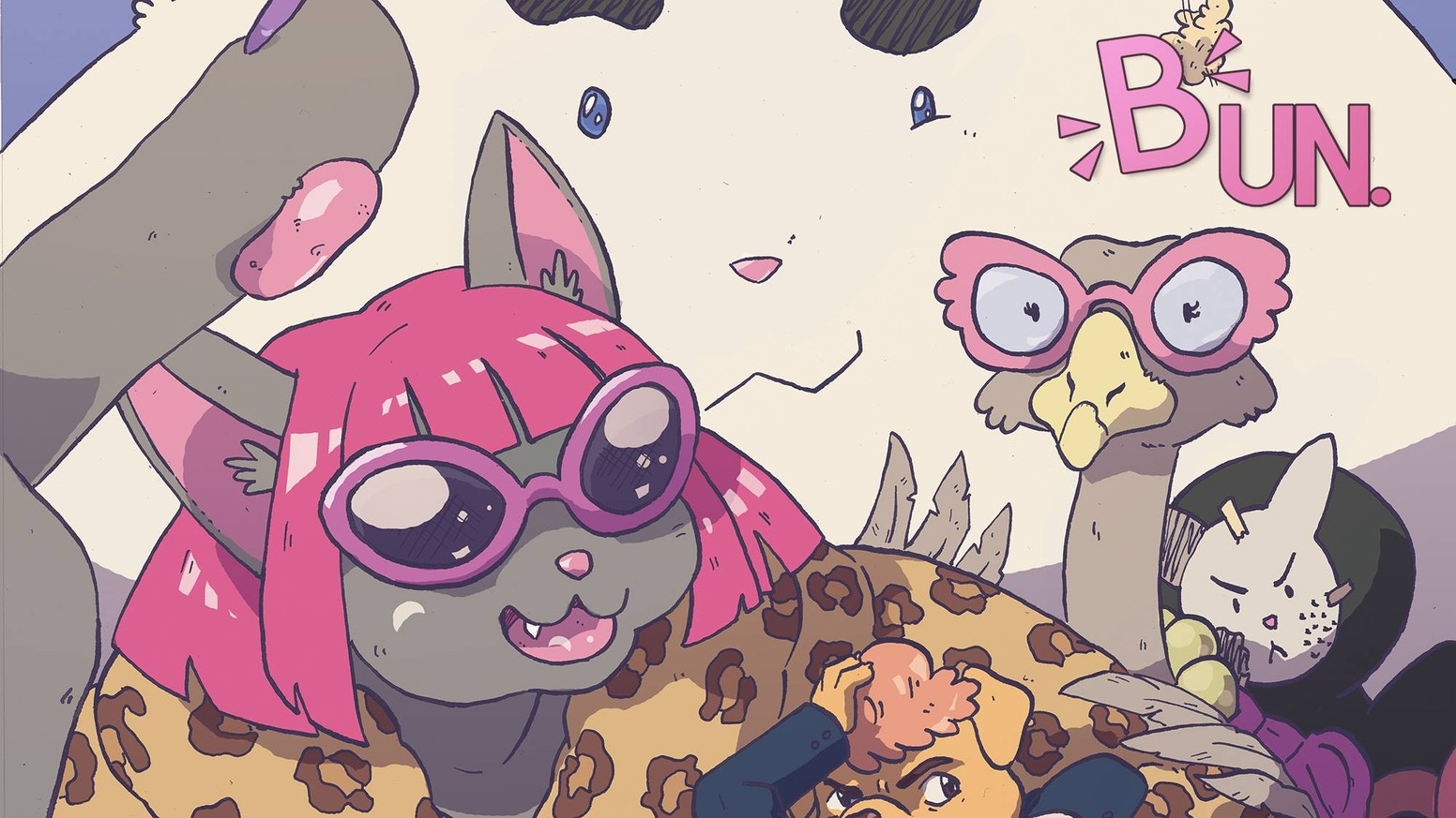 THE INCREDIBLE BUN! #1. An all-ages story from MADIUS COMICS by ...