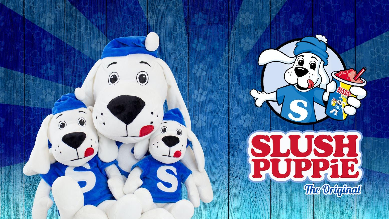 SLUSH PUPPiE: The Iconic Dog Goes Plush