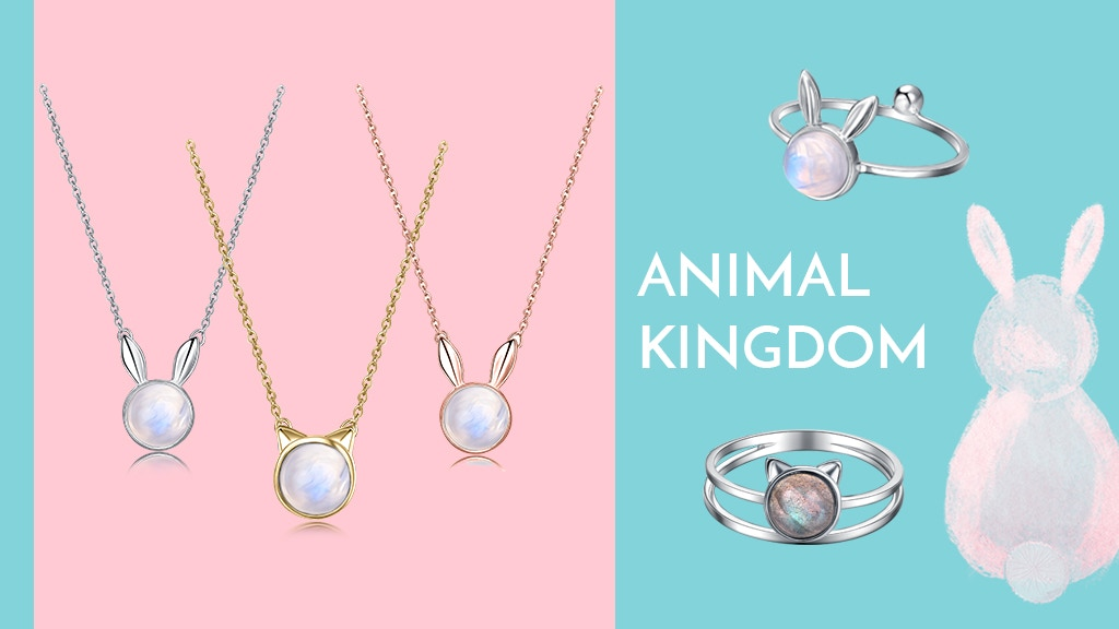 Animal Kingdom: Jewelry Collection