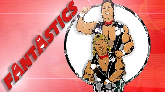 Remember pro wrestling in the 1980's? The hair! The flashy costumes! The swagger! No tag team personified it all like The Fantastics!