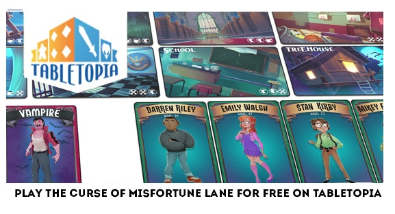 The Curse of Misfortune Lane by Howling Hog Games » Still