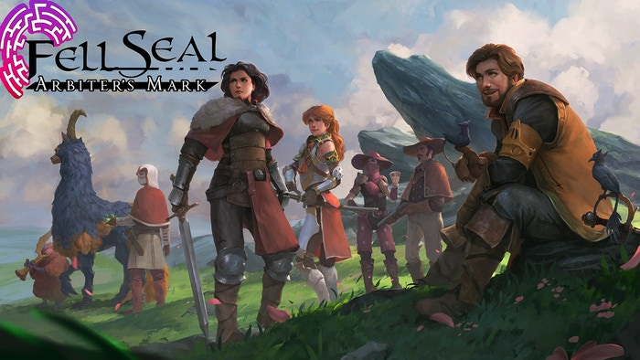 Tactical JRPG inspired by the classics, featuring beautifully hand-drawn environments, a mature story and an intricate class system.