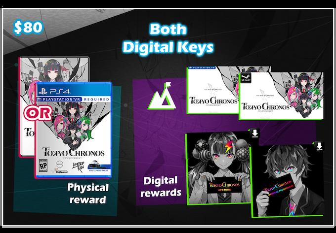 7/17/18 Update: Receive Steam, PSVR, and Oculus Go digital keys.