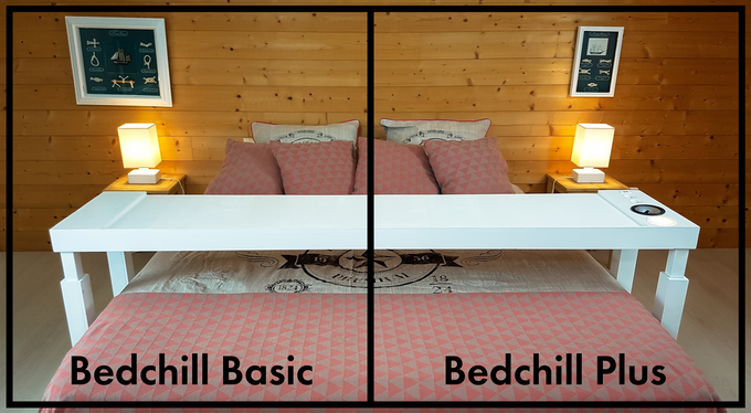 Bedchill Overbed Table Take Your Bed To The Next Level By Bedchill