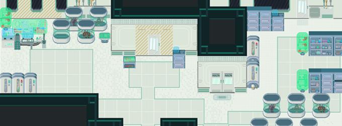 Alpha Station - Medical Deck