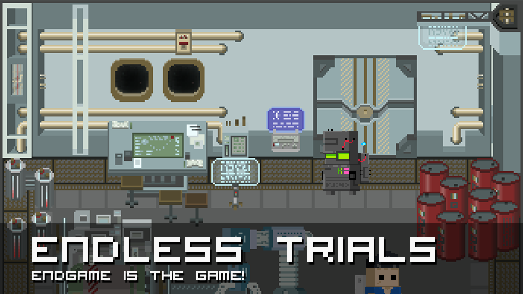 Project image for Endless Trials – An MMO without the Boring Parts! (Canceled)