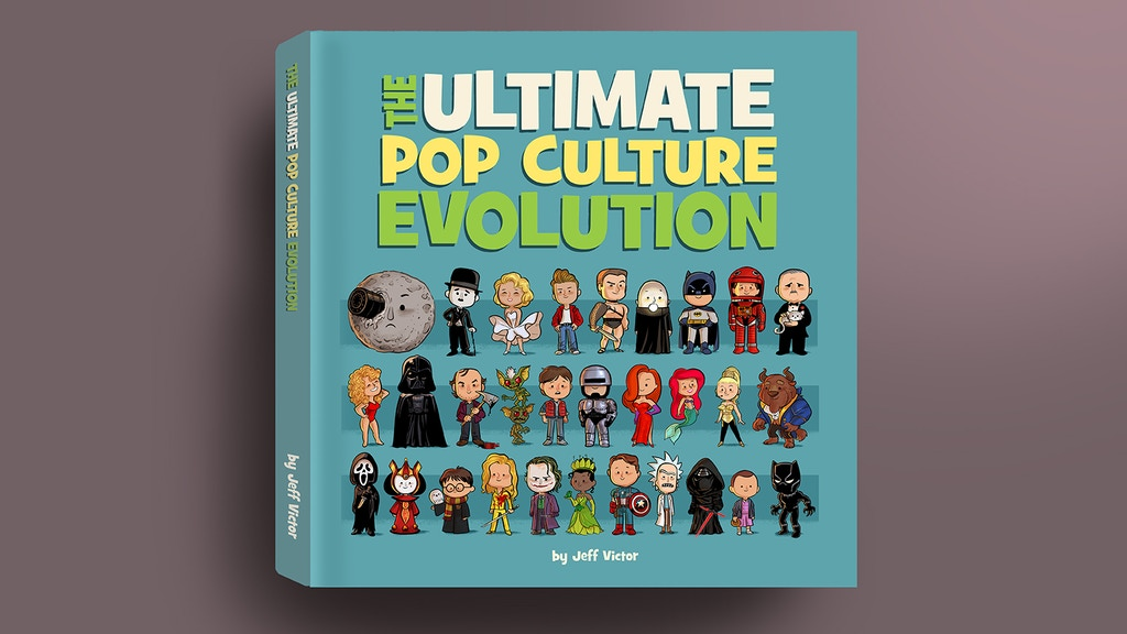 The Ultimate Pop Culture Evolution project video thumbnail