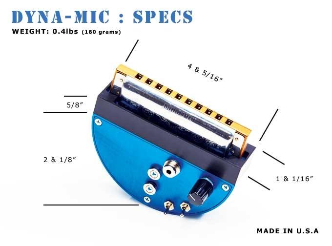 Dyna-Mic - A Microphone Like No Other  by Mitch Grainger — Kickstarter