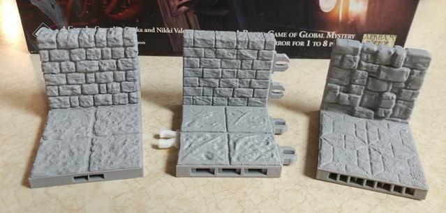 Dungeonworks Ii 3d Printer Modular Fantasy Dungeon Tiles
