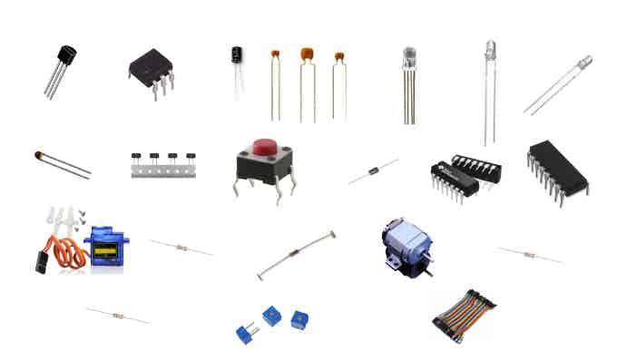 Basic Parts Kit