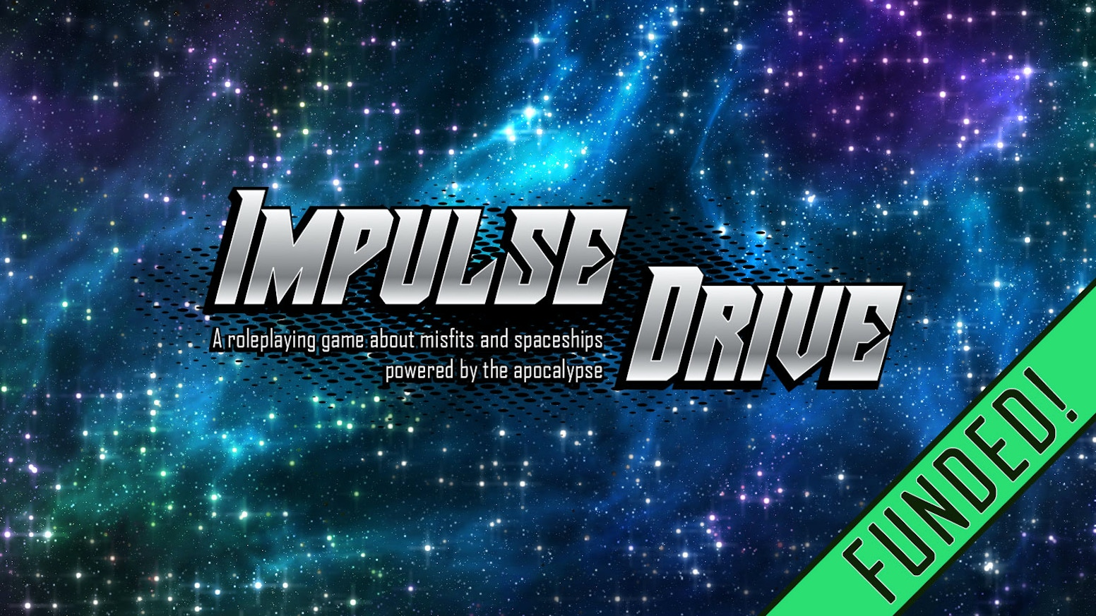 Impulse Drive: a Space Opera RPG of Misfits and Spaceships