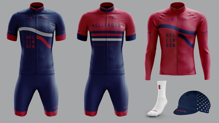 71d090752 Hellingen Cycling apparel. Flanders inspired. Sussex designed. Italian made.