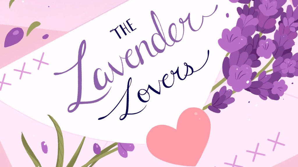 The Lavender Lovers Zine