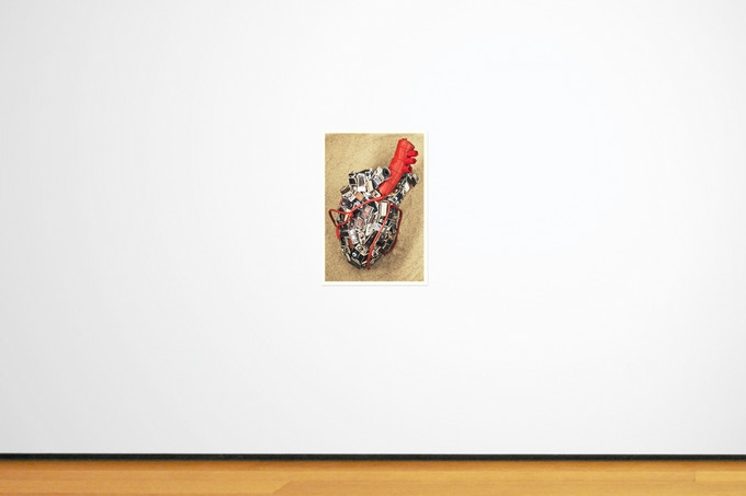 Reward # , Listen Maquette Limited Edition Print, 24 x 36 inches