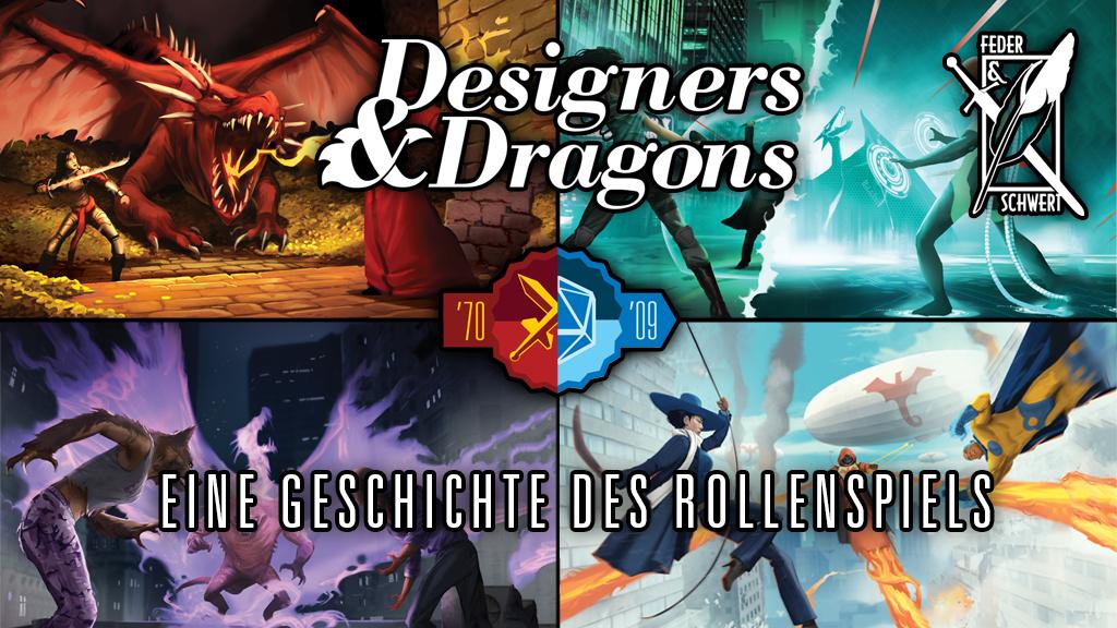 Designers & Dragons: Eine Geschichte des Rollenspiels project video thumbnail