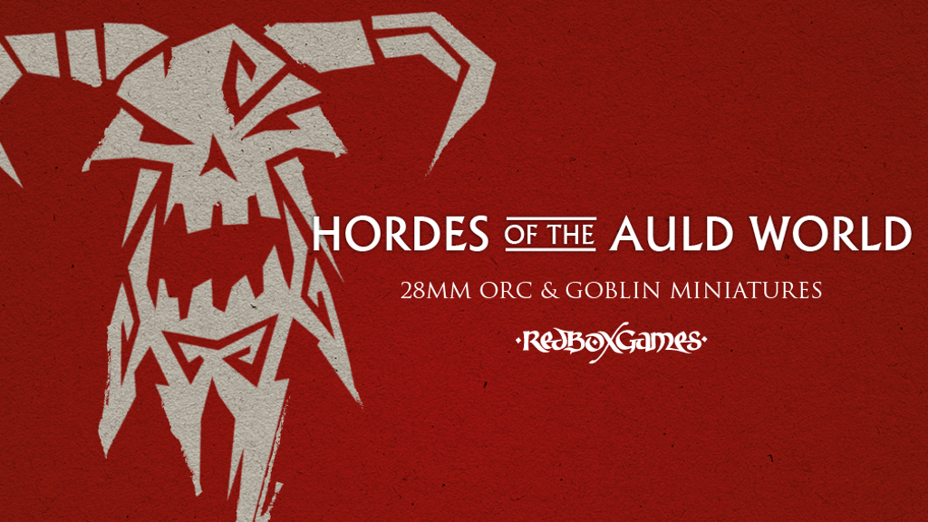 Project image for Hordes of the Auld World - Orcs and Goblins (Canceled)