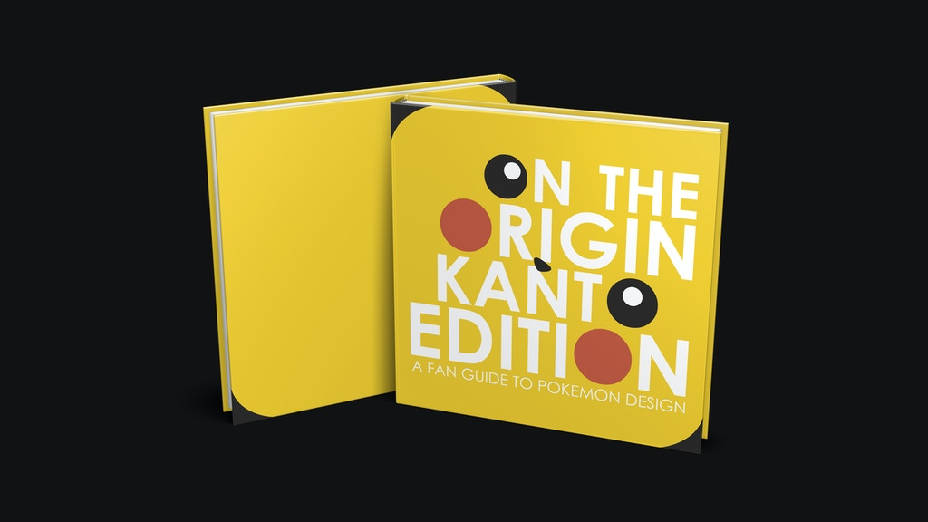 On The Origin: The Unofficial Guide To Pokémon Design project video thumbnail