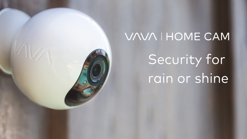 VAVA Home Cam: Wire-free Security with a One-Year Battery by Team ...