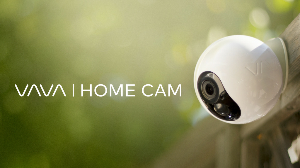 VAVA Home Cam: Wire-free Security with a One-Year Battery project video thumbnail
