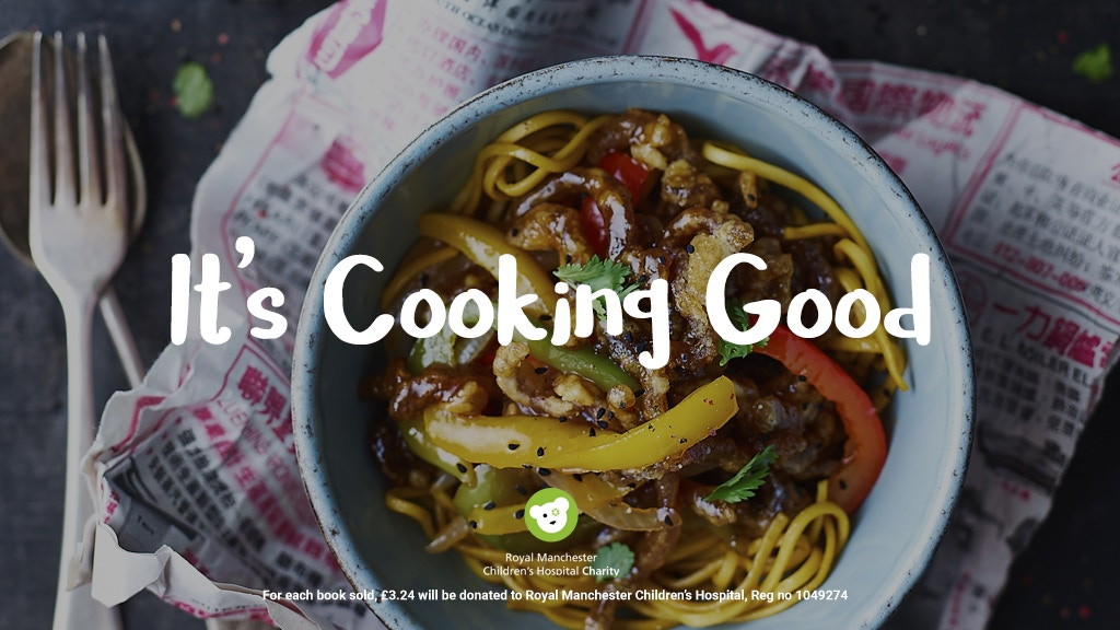 It's Cooking Good! The Ancoats and Northern Quarter Cookbook project video thumbnail
