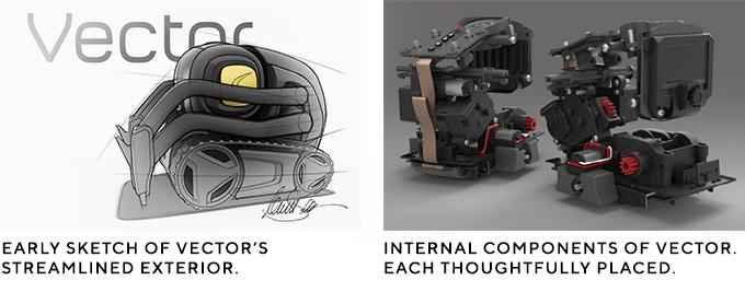 Vector by Anki: A giant roll forward for robot kind  by Anki
